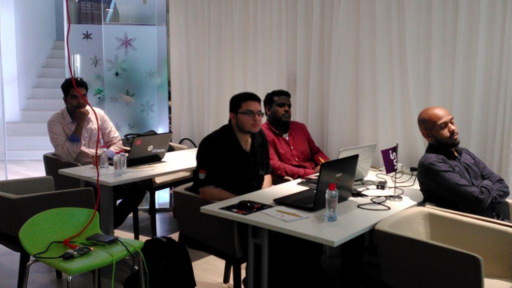Workshop – Make a Home Smart Hub – Jan 23, 2016