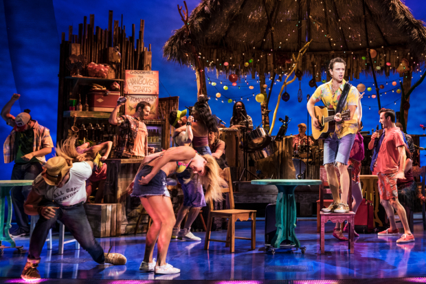 Escape to Margaritaville Musical Will Open at the Marquis Theatre