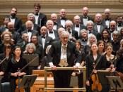 The Cecilia Chorus of New York with Maestro Mark Shapiro