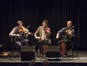 Nordic Fiddlers Bloc in concert 2015 (Photo credit: Jack Vartoogian/Front Row Photos)