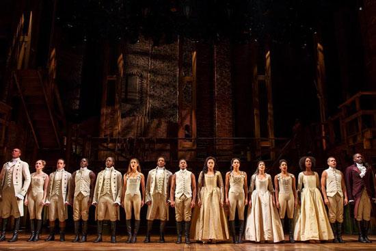 Hamilton - CIBC Theatre - Chicago