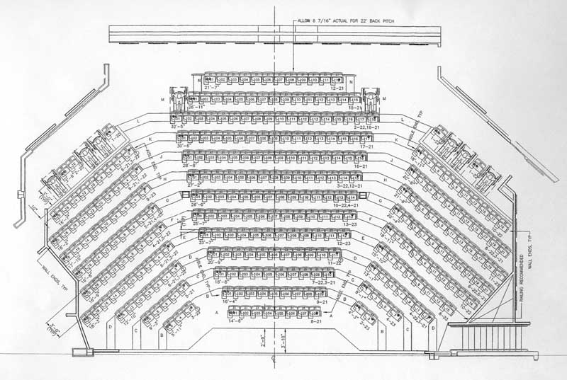 Noble Fool Theatre- Pheasant Run Seating Chart - Theatre In Chicago