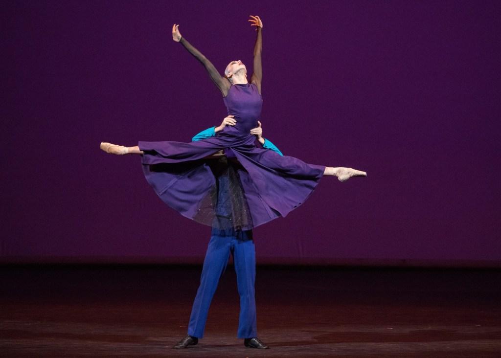 Russian ballerina, M.Logvinov