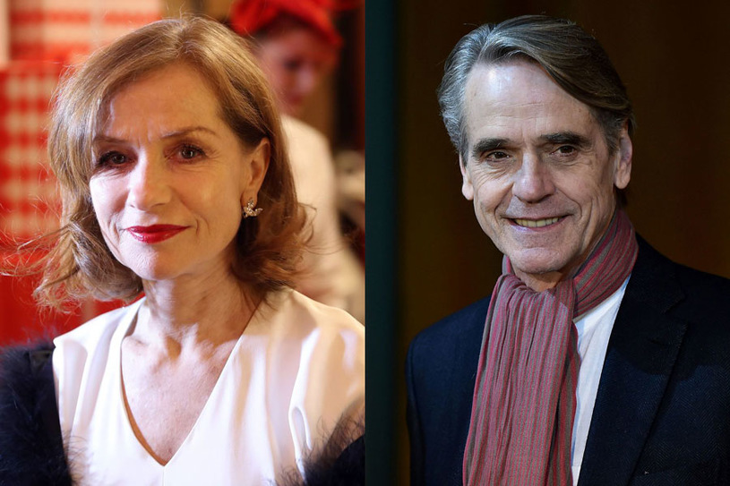 isabelle huppert and jeremy irons