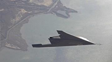 Drone nEUROn. Crédit photo : Dassault Aviation