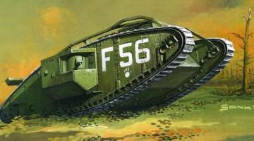 Tank MkIV