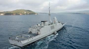 Crédit photo : Marine nationale