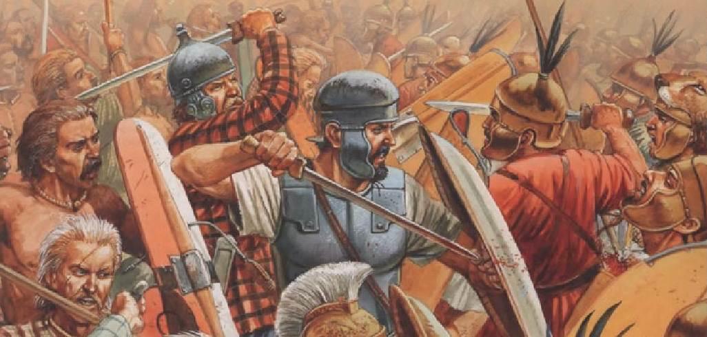 Mercenaires antiquité