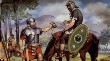 Cavalier romain 5