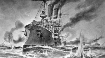 SMS Ariadne : croiseur léger de la marine impériale allemande lancé en 1900.