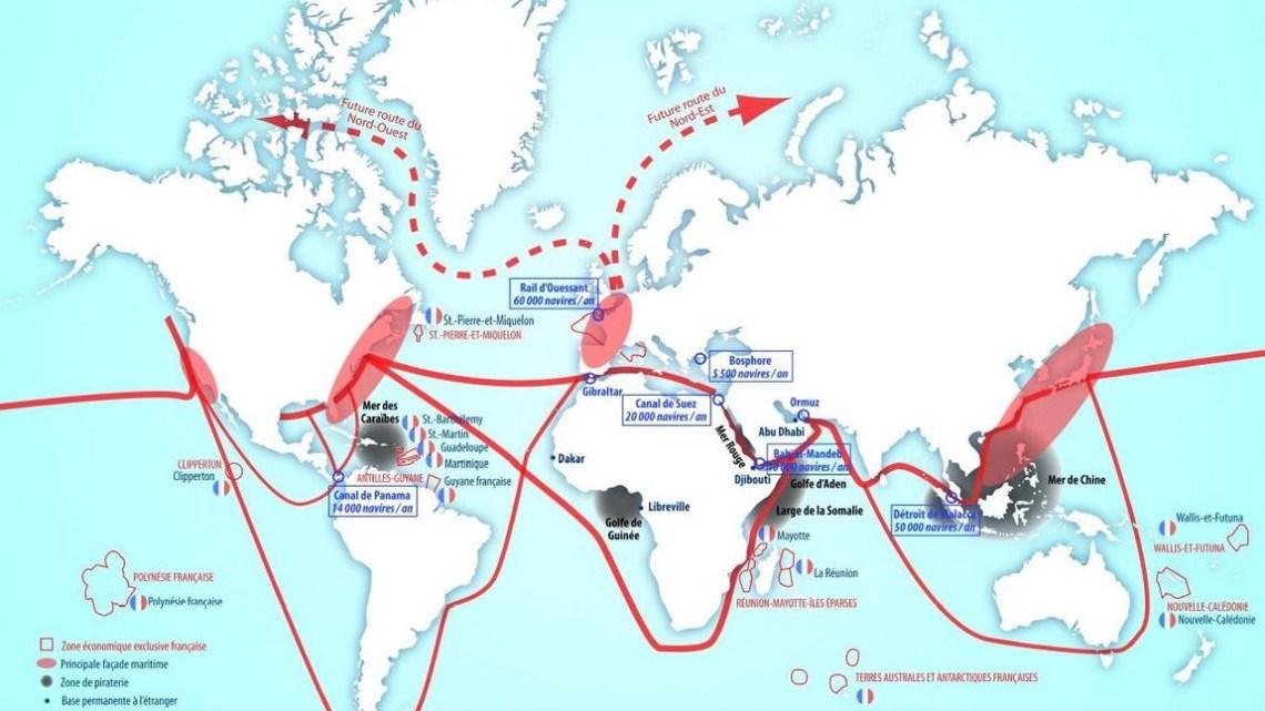 Espaces maritimes