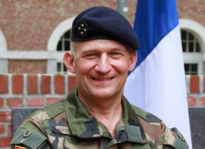 général Arnaud Sainte-Claire Deville
