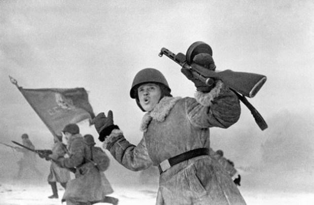 Siège de Leningrad 70 ans plutôt
