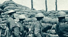 Soldats canadiens WW1