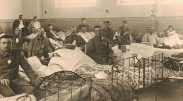 blessés de guerre
