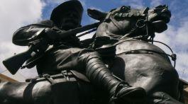 Monument Boer