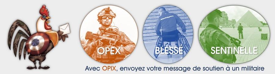 Bannière Opix 5