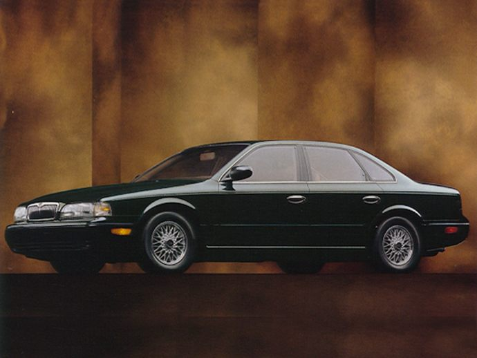 1994 Infiniti Wiring Schematic Diagram