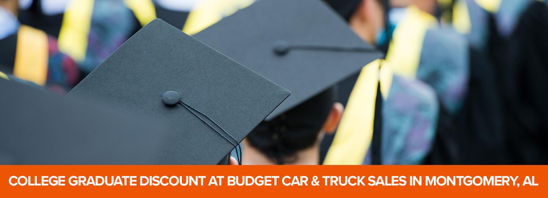 College Graduate Discount