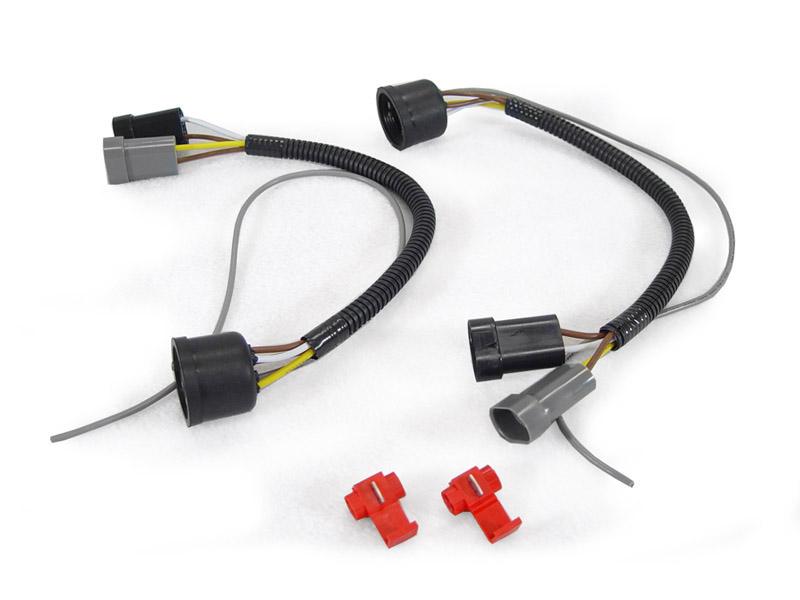 Plug  Play PnP Wire Adapters For BMW E36 DEPO or Euro-Spec