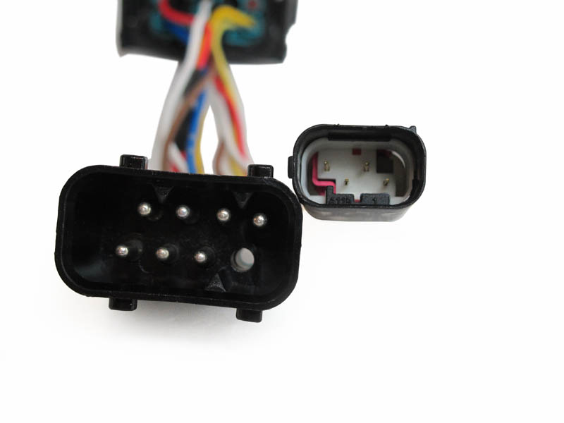 Wiring Adapter For Halogen 04-07 BMW E60 to Use on 08-10 LCI Halogen