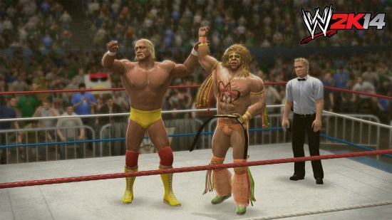 WWE 2K14 reveals First Round of Wrestlemania Bouts - The Average Gamer