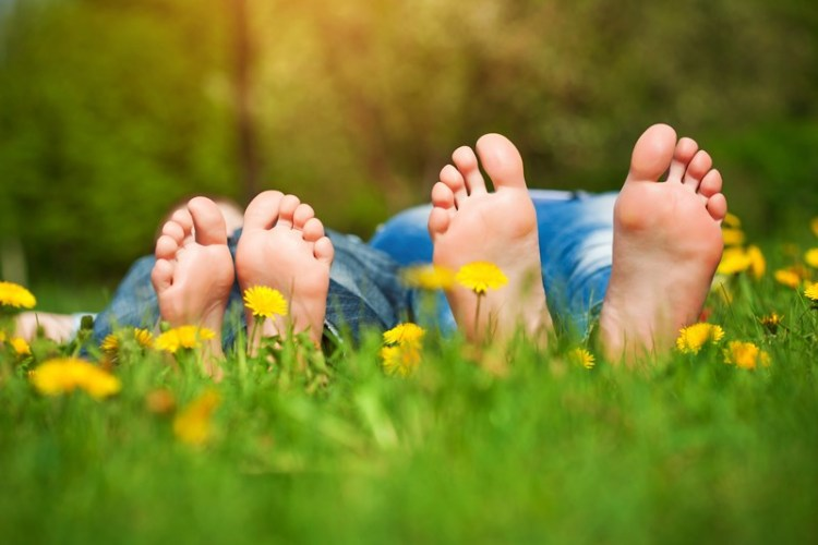 Ways how to keep your feet beautiful and healthy