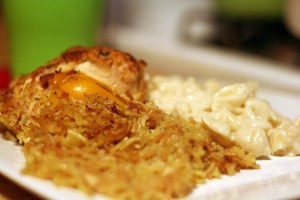 Workday Chicken and Rice Casserole