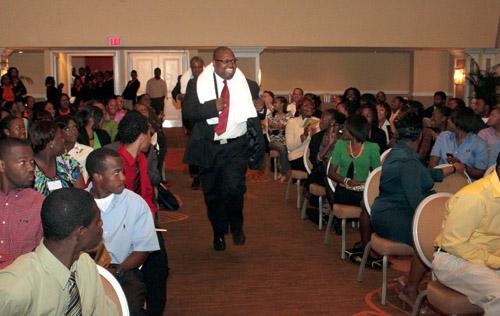 thebahamasweekly - (Photos) Bahama Junior Achievement Conference - junior achievement bahamas