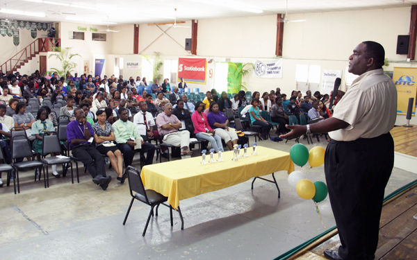 thebahamasweekly - JA Nassau hosts BahamaJac 2013 - junior achievement bahamas