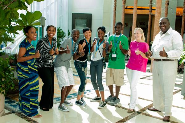 thebahamasweekly - Junior Achievers experience Johnson  Wales - junior achievement bahamas