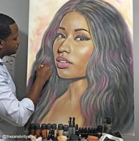 The_Celebrity_Artist_paints_Nicki_Minaj_sm.jpg