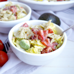 BLT pasta salad | The Baking Fairy