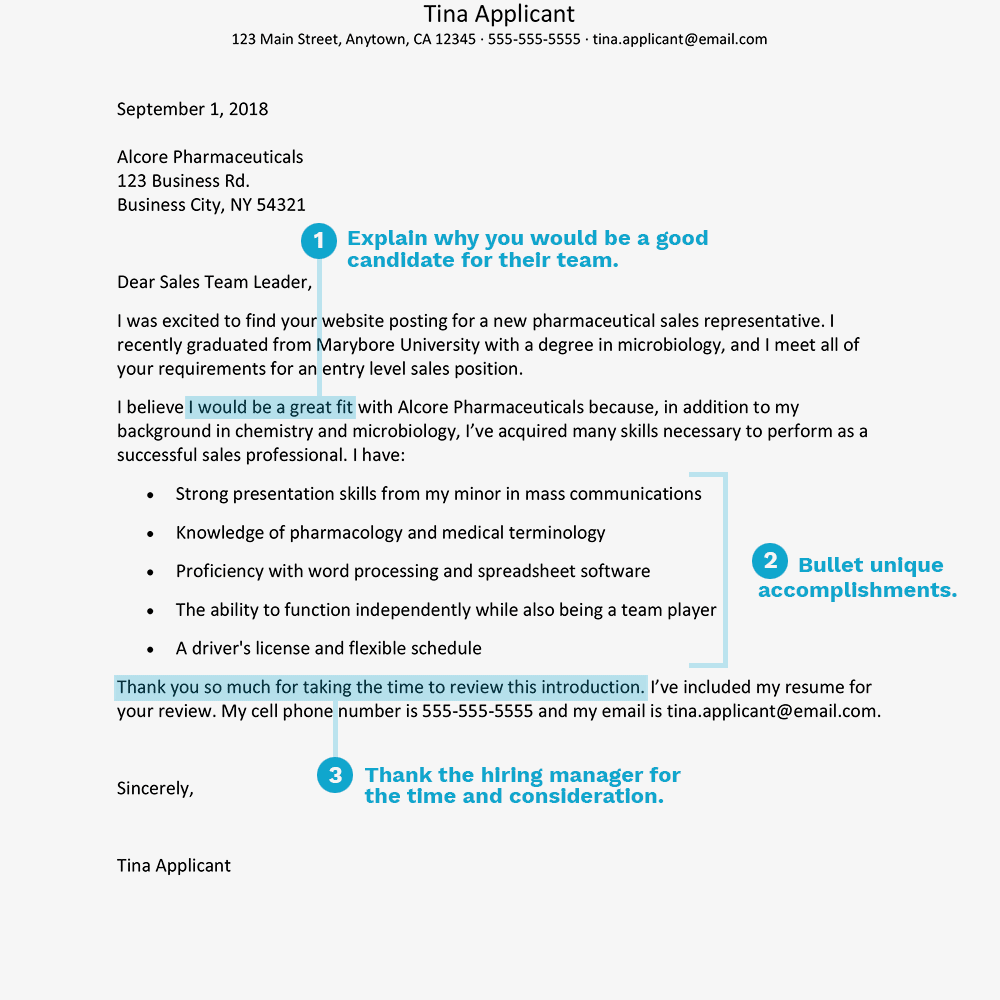 microbiologist resume introduction