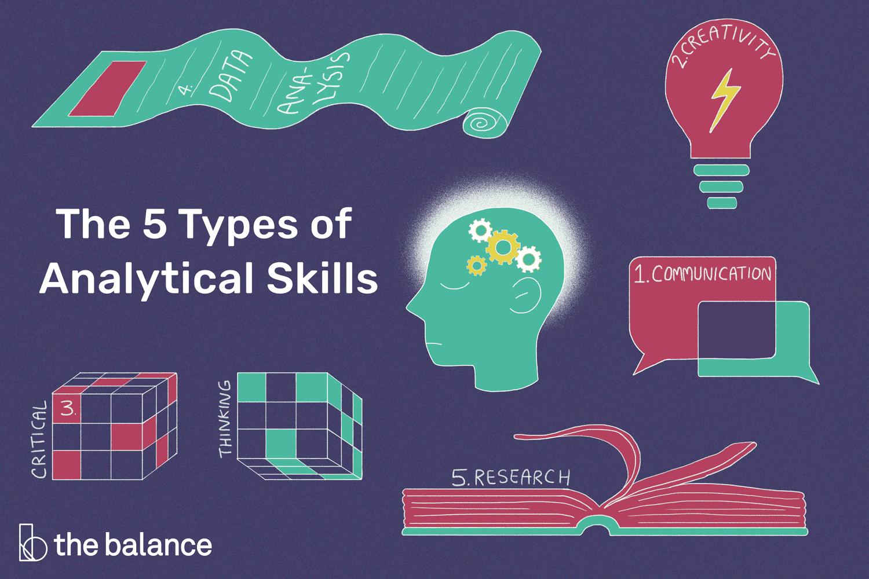 list of analytical skills for resume