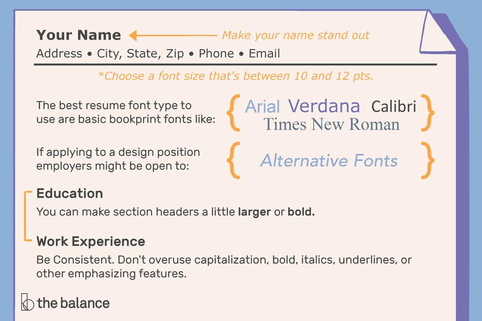 best application for designing your cv