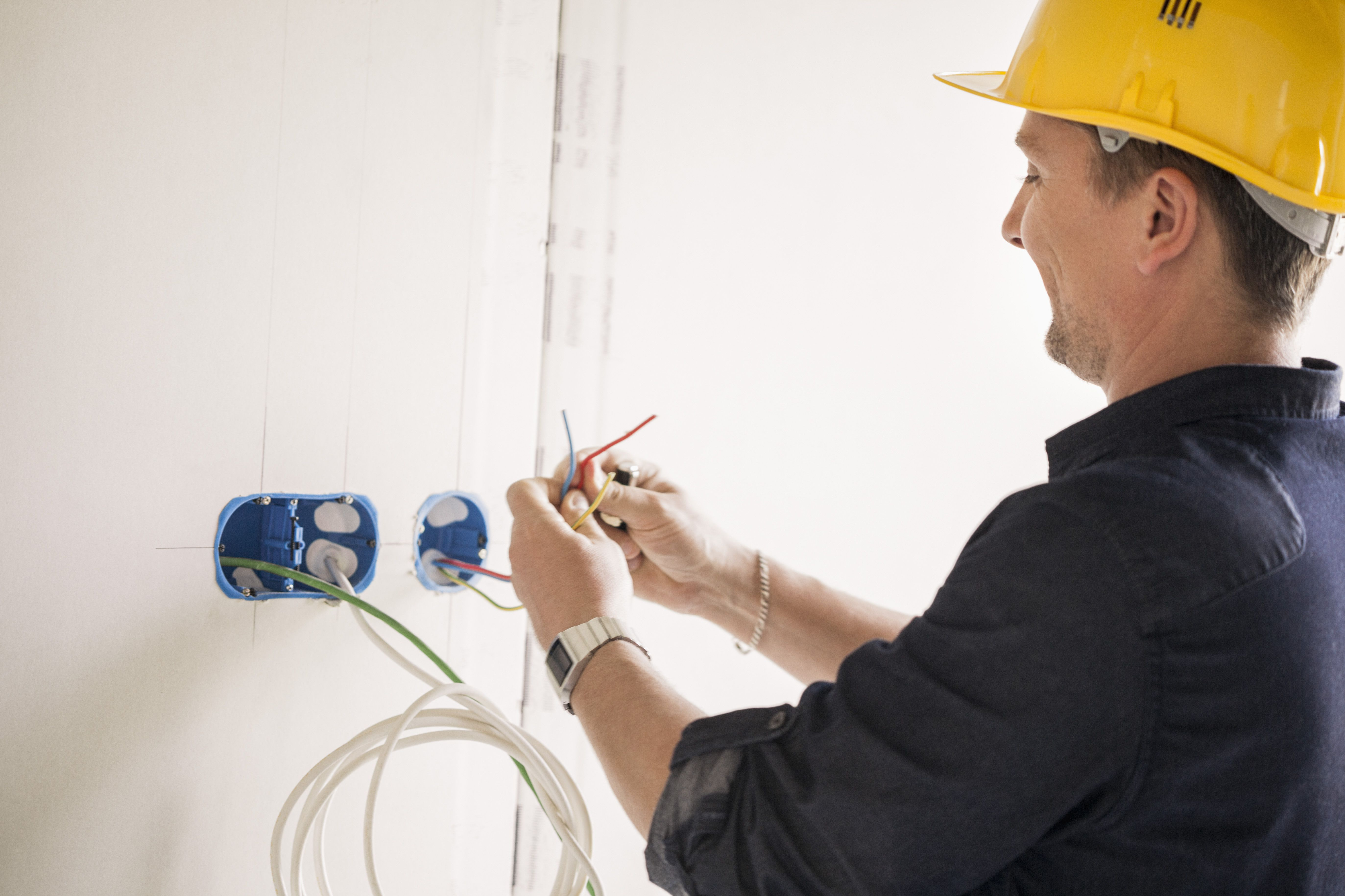 sample electrician resumes