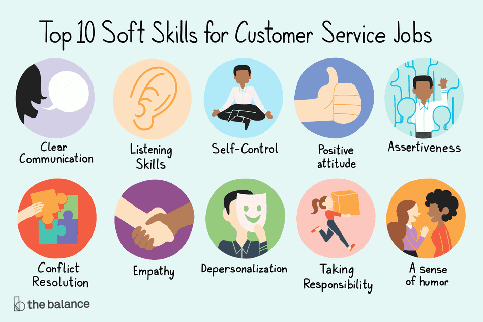jobs with customer service skills