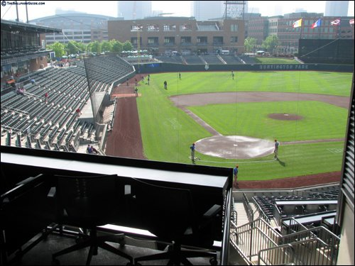 BEST Seats at Huntington Park (Columbus Clippers) - TheBallparkGuide
