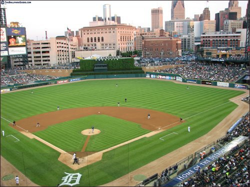 THE BEST of Comerica Park (Detroit Tigers) Offical BPG Review