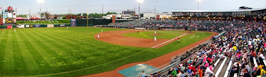 THE BEST Seats at Cooley Law School Stadium (Lansing Lugnuts