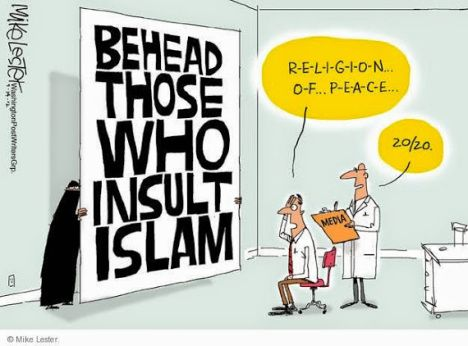 ISIS Tired of 'Religion of Peace' for Islam, Says 'Religion of Democrats' More Accurate