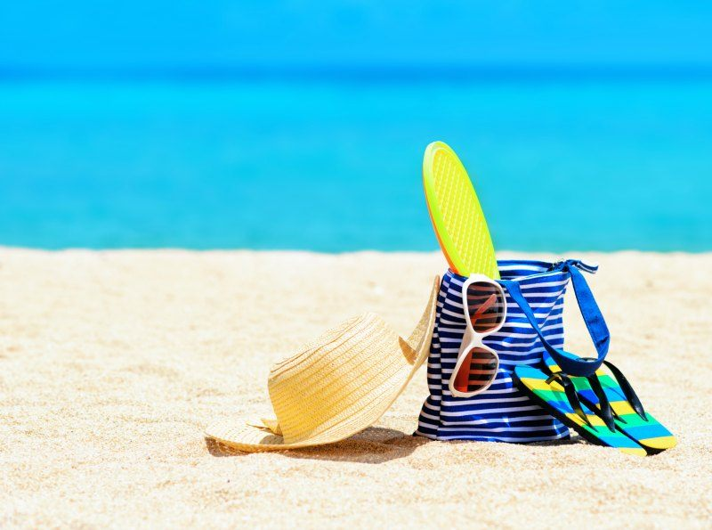 The Perfect Summer Beach Vacation Packing List - summer vacation checklist
