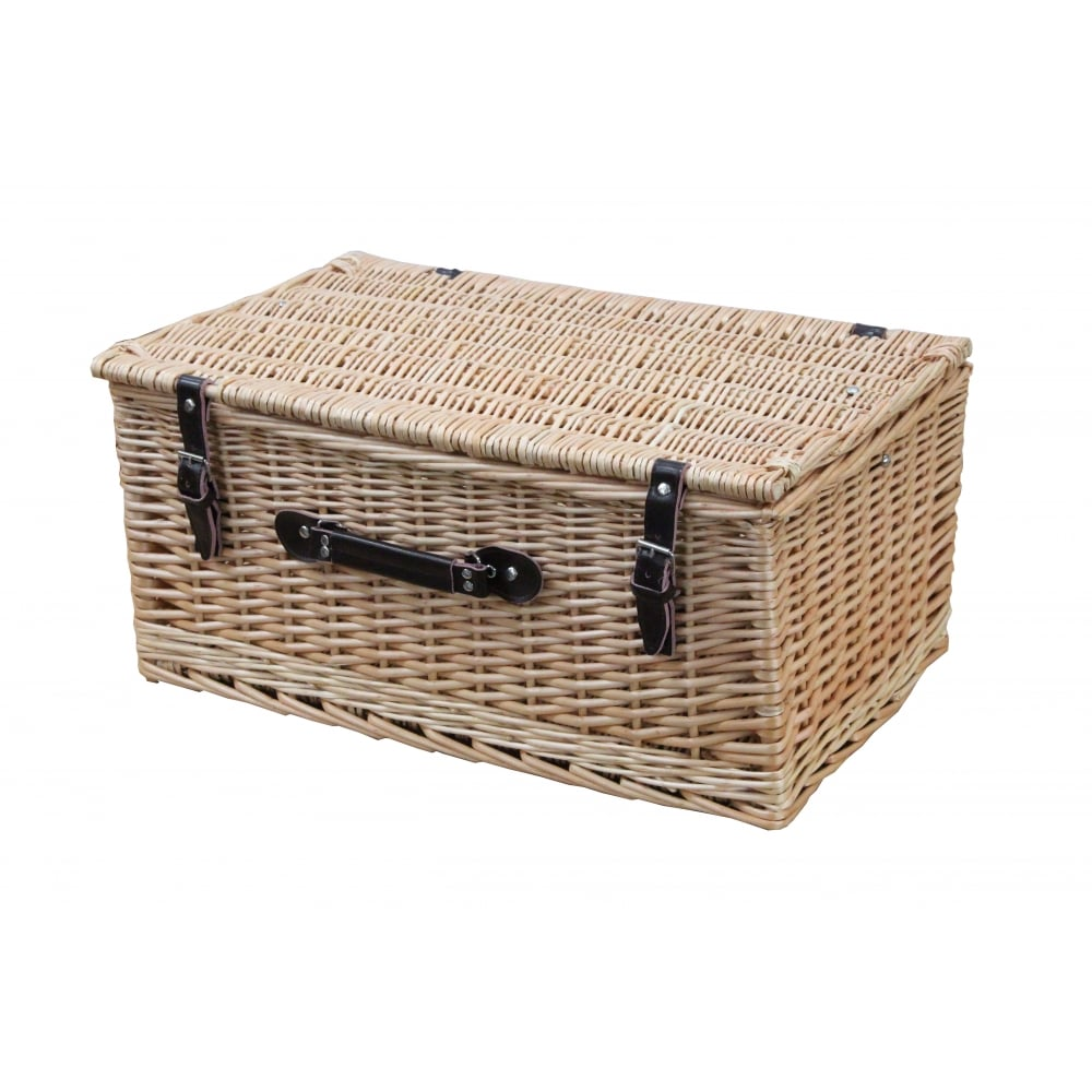 Buy Classic Wicker Storage Hamper Basket from The Basket