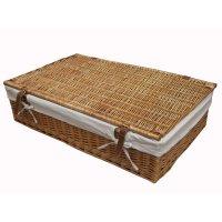 Buy Wicker Underbed Storage Baskets online from The Basket ...