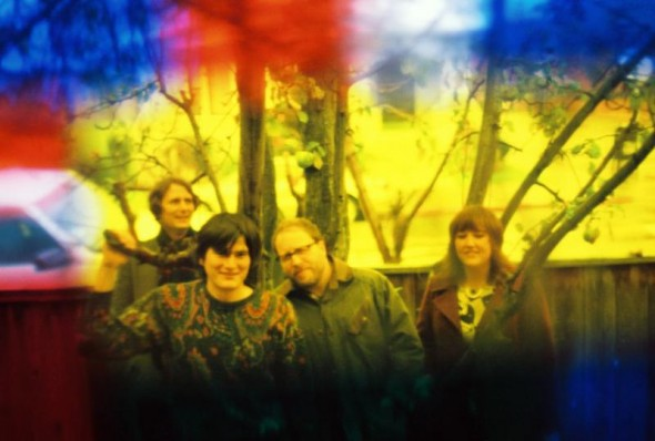 The Mantles - Photo by David Armstrong