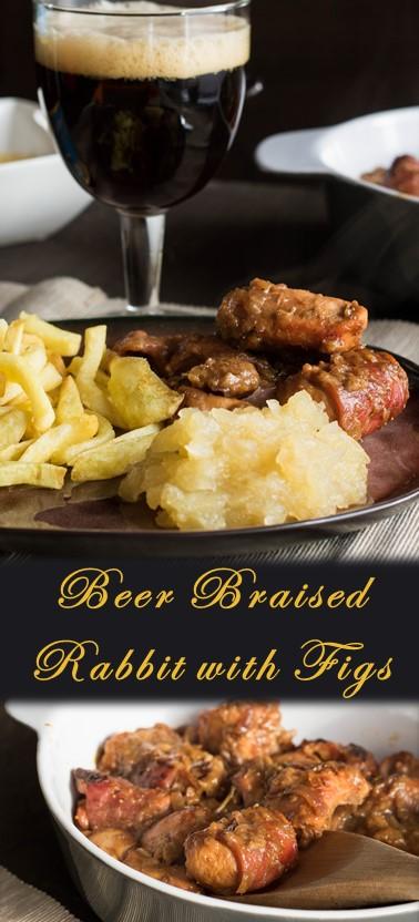 Beer Braised Rabbit: This modern version on grandma's classic recipe ...