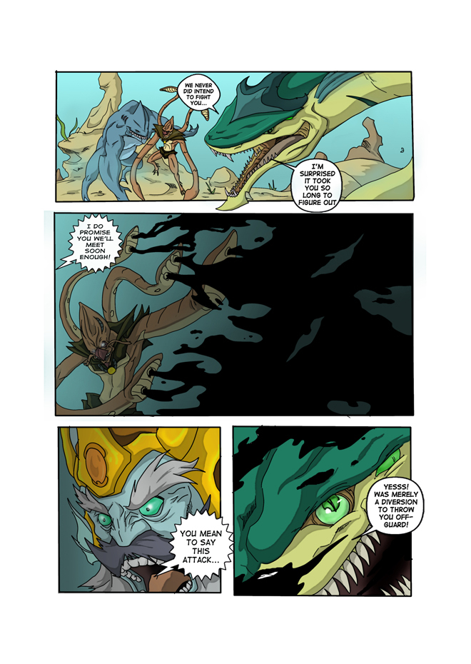 Issue 06, Page 13, True Intensions