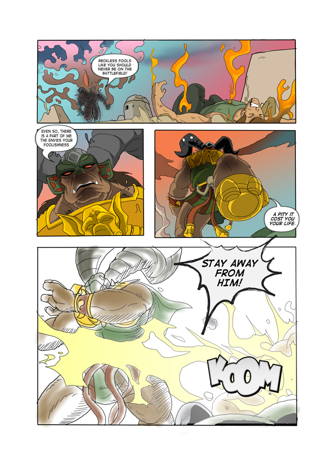 Issue 06, Page 48, No Remorse