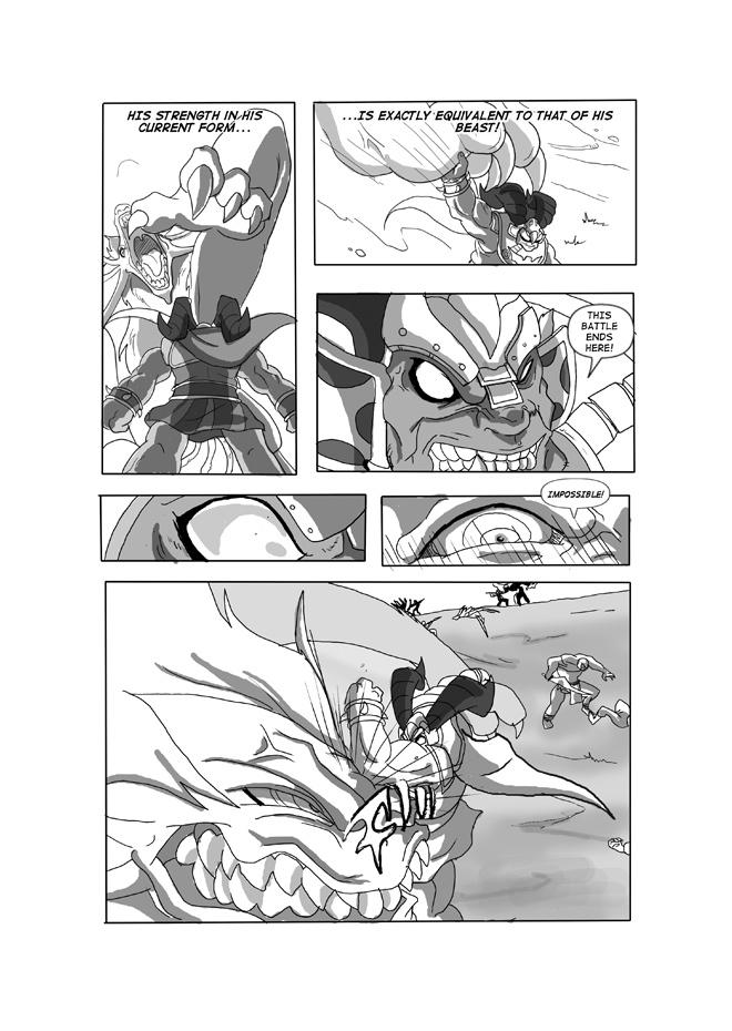 Issue 06, Page 51, Stampede's Secret Revealed